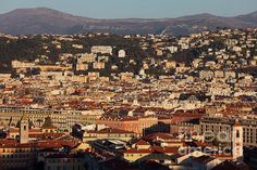 French Riviera, Best Cities, Paris Skyline, City Photo, Sunrise, Coast, Instagram Images, France, Wall Art