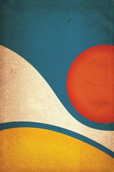 orange sun - HD iPhone Wallpapers Store