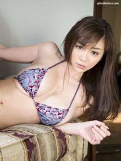 Japnese Busty Model Hq Scans