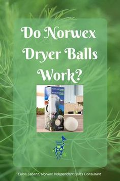 Dryer Balls are one