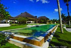Villa Infinity Bali - Canggu Pererenan  8 Bedrooms - Surrounding : Rice field