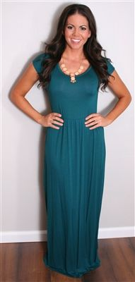 Maxi Dress (5 Beautiful Colors!), Modest Dresses, Church Dresses