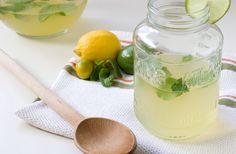 Mint Citrusade: a trio of lemon, lime and calamansi Calamansi, Top 5, Lemon Lime, Cantaloupe, Smoothies, Appetizers, Mint, Favorite Recipes, Fruit