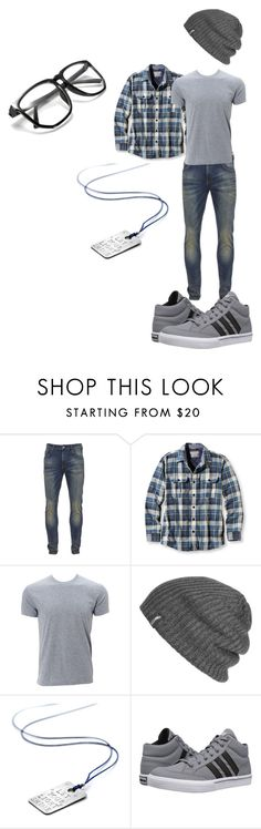 """The hot guy"" by victoria-murray-1 ❤ liked on Polyvore featuring Scotch & Soda, L.L.Bean, Outdoor Research, Chambers & Beau, adidas, men's fashion and menswear"