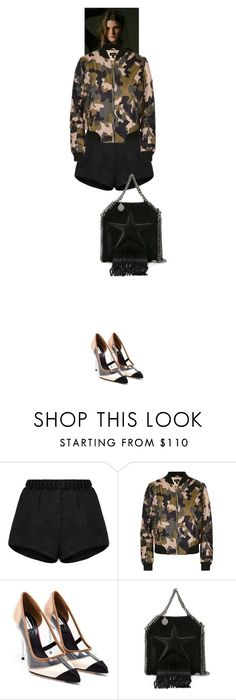 """""""Calder #6218"""" by canlui ❤ liked on Polyvore featuring E L L E R Y, Topshop, Balenciaga and STELLA McCARTNEY"""