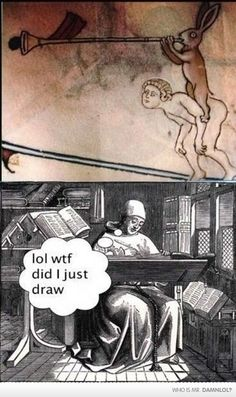 lol wtf did I just draw. Laugh your self out with various memes that we collected around the internet. History Guy, Art History Major, Art History Memes, Funny History, Nasa History, Funny Shit, Funny Memes, Hilarious, Funny Stuff