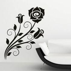Наклейка по тематике от 2stick.ru.Букет распускающихся роз из Азании