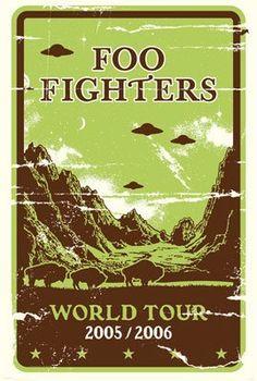 Foo Fighters 2005/2006