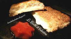 Le Ricette di Valentina: Mozzarella in carrozza con pagnottine avanzate per friggitrice ad aria o al forno