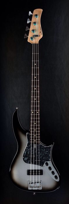TINO TEDESCO Big Boy 4/21 Bass | This bass will be on display @ NAMM 2015 at Nordstrand Pickups booth # 4291