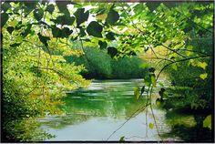 Landscape Painting - www.Art-Competition.net