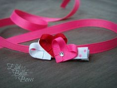 I am IN LOVE with my newest woven hearts hair clip, Dainty Hearts. Perfect for even those tiny littles. Find my newly designed Ribbon Sculpture Hair Clip on Etsy, handmade by me, Ella Bella Bows.