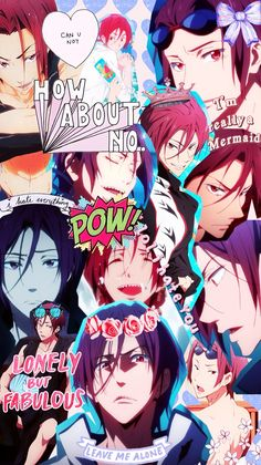 71 Best Anime Collages Images Backgrounds Wallpapers Anime Boys