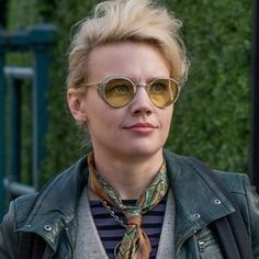 "In a recent interview with The Daily Beast, Ghostbusters director Paul Feig didn't really have an answer when asked if Kate McKinnon's character (Jillian Holtzmann) is gay in the all-female remake of the original 1984 classic. | ""Ghostbusters"" Director Paul Feig Won't Confirm Or Deny If Kate McKinnon's Character Is Gay"
