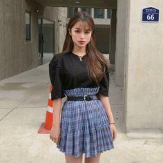 Ulzzang Fashion, Korean Fashion, Cute Fashion, Womens Fashion, Pretty Korean Girls, Girl Korea, Ulzzang Korean Girl, Uzzlang Girl, Best Face Products