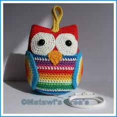 Music Owl/ Matawi's Crea's