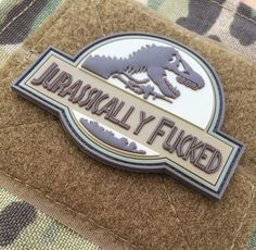 Dump Box Jurassically Fu**ed Morale Patch