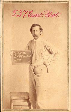 MILLER, B.F.    GUNSHOT WOUND OF LEFT SIDE.    Company C, 1st Rhode Island CAVALRY