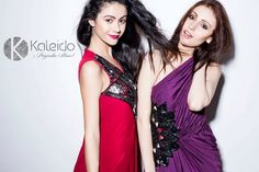 Cocktail gowns from Kaleido..!!