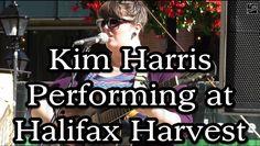 Kim Harris Performing at Halifax Harvest (01of12)