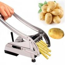 Image result for stainless steel french fry cutter