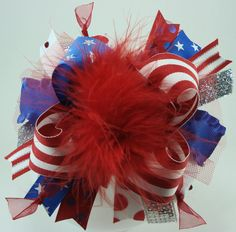 Lil Miss Firecracker 4th of July and Bling Over the by sanchezc30,