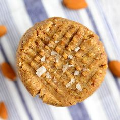 vegan|raw: almond butter cookies...