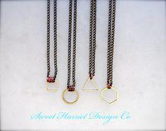 Geometric Jewelry Urban Jewelry, Geometric Jewelry, Arrow Necklace, Fashion Jewelry, Jewellery, Chain, Bracelets, Gifts, Style