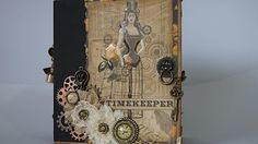 Marion Smith Timekeeper DT Project share for SaCrafters Country Craft Creations…