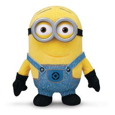 """Despicable Me 2 Plush - Dave - Thinkway - Toys """"R"""" Us"""