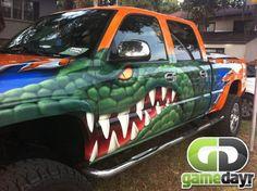 Florida Gator Car Seat Covers