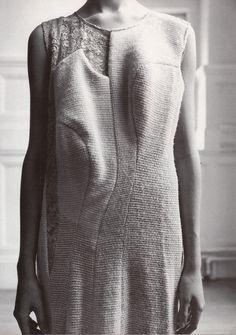 Comme Des Garçons for Vogue Italia, July 1997. Body Meets Dress Collection