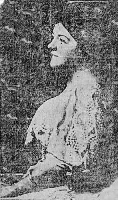 Name: Mrs Bessie Waldo Allison (née Daniels)  Born: Sunday 14th November 1886 in Milwaukee Wisconsin United States   Age: 25 years 5 months and 1 days.   Married to Hudson J.C. Allison.   Last Residence: in Montreal Québéc Canada   1st Class passenger   First Embarked: Southampton on Wednesday 10th April 1912   Ticket No. 113781 ,    Cabin No.: C22/26   Died in the sinking.   Body Not Recovered