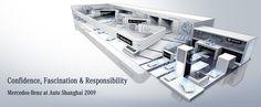 메르세데스 - 벤츠 중국 홈페이지 - 상하이 모터쇼 2009 - 라인업 쇼