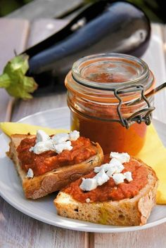 Ajvar, a Croatian condiment made with capsicum, eggplant and garlic, is often served with grilled and roasted meats. It will keep in the fridge for up to one week.