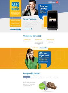 HOTSITE | Magazine Luiza | Projetos | OW Interactive