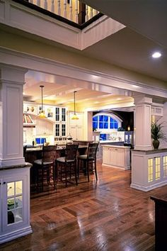 """""""View this Great Traditional Kitchen with Stone Tile & Custom hood. Discover & browse thousands of other home design ideas on Zillow Digs."""""""