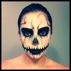 #halloween #makeup #trickortreat #diy