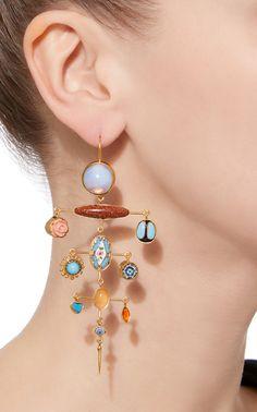 Grainne Morton Multi Layer Balance With Coral Victorian Drops Earrings Cute Jewelry, Jewelry Box, Jewelry Accessories, Fashion Accessories, Jewelry Design, Fashion Jewelry, Jewelry Making, Unique Jewelry, Geek Jewelry
