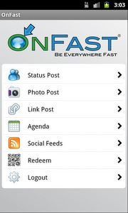 OnFast Launches Android App!