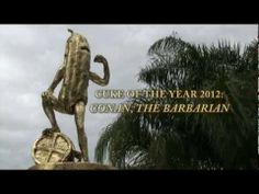 "▶ cuke.it ""CUKE OF THE YEAR 2012 - Die Preisverleihung in Cannes"" - YouTube Cannes, Barbarian, Conan, Youtube, Movies, Movie, Films, Cinema, Film"
