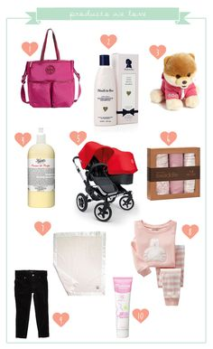 Great products for mom and baby