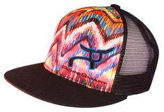 RopeSmart Aztec hat - team roping rodeo - cute cap www.RopeSmart.com