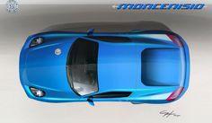 StudioTurismo vertimmert Porsche Cayman
