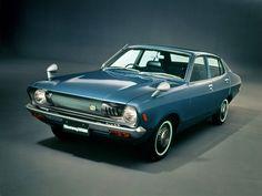 Datsun Sunny Sedan B210 1973-1977