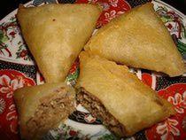 Moroccan Kefta (Ground Meat) Briouat Recipe ~ Ramadan Recipes ♥ #recipe #food #ramadan