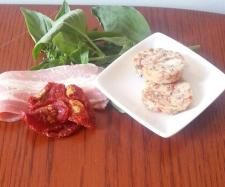 Sundried Tomato, Bacon & Basil Butter | Official Thermomix Recipe Community
