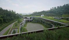Centro Comunitario Chongqing Taoyuanju / Vector Architects