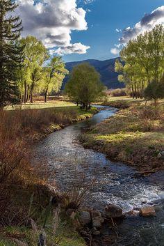 Animas Valley, New Mexico by syabek