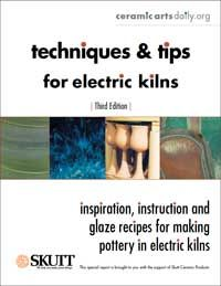 Ceramic Arts Daily – Electric Kiln Firing Techniques and Tips: Inspiration, Instruction and Glaze Recipes for Electric Ceramic Kilns